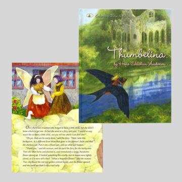 THUMBELINA tale in English