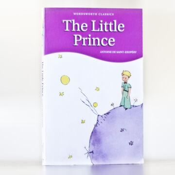 Antoine De Saint-Exupery: The Little Prince  -  A kis herceg, angol nyelvű kiadás