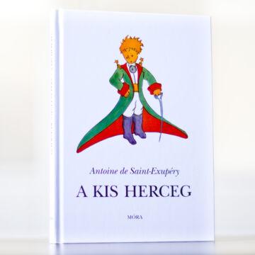 A Kis herceg - mesekönyv magyarul