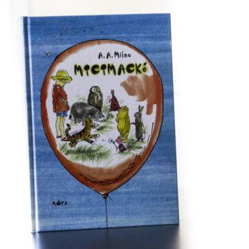 Micimackó - Képes mesekönyv (magyar)