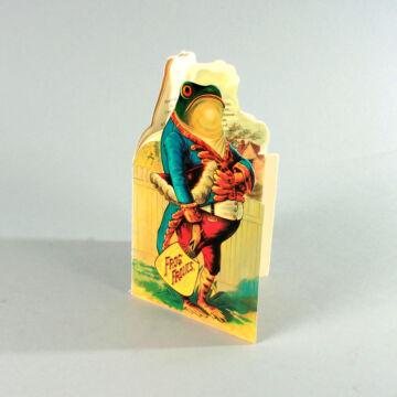 Frog Frolics - english mini book