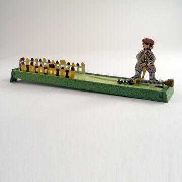 Golf Player Replica Tin Toy
