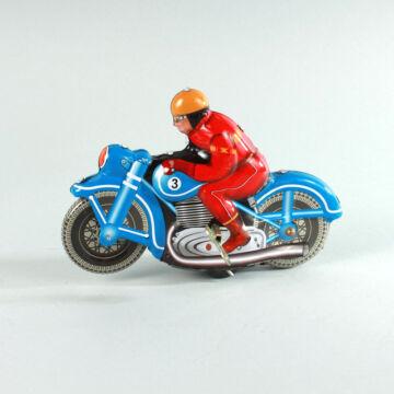 Kék motoros kulcsos változat  lemezből