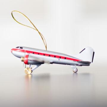 Utasszállitó repülőgép - függeszthető dekoráció