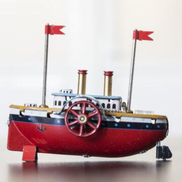 Hajó  függeszthető dekoráció