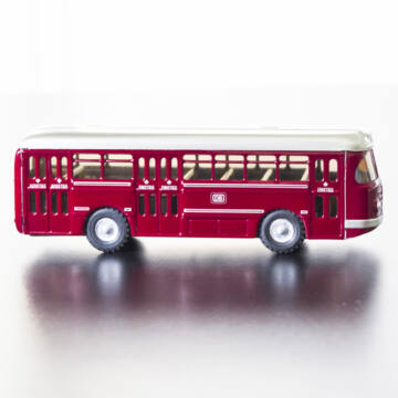 DB Busz  -  lemezjáték hasonmás  -  1:43
