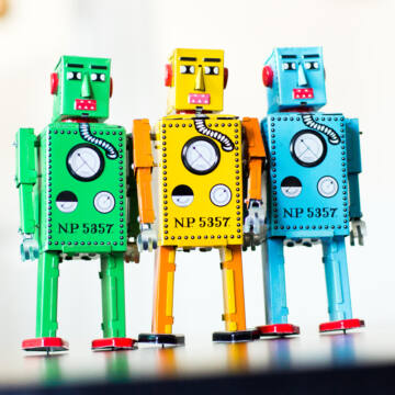 Liliputi Robot - Japán hasonmás lemezjáték