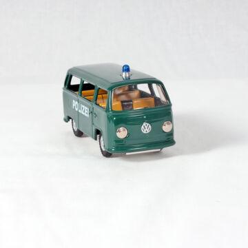 VW Transporter T2 rendőrautó lemezjáték
