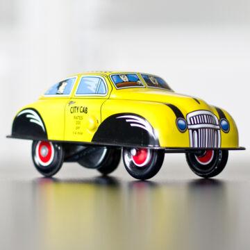 City taxi - lemezjáték