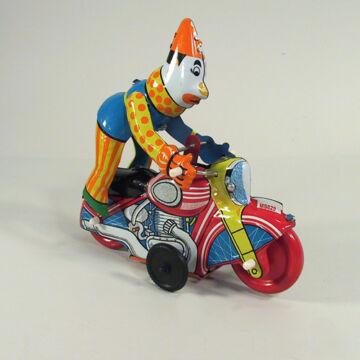 Akrobata bohóc motoron  lemezjáték
