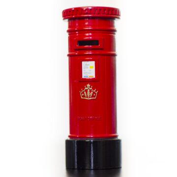 Londoni postaláda  persely