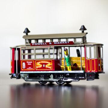 San Franciscoi villamos  Paya hasonmás lemezjáték