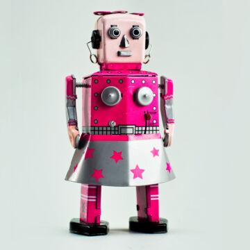 Venus a lány robot lemezjáték