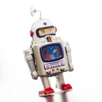 Asztronauta robot lemezjáték