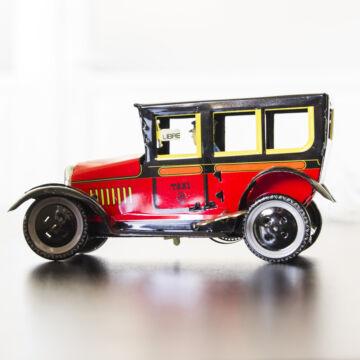 Sedan Taxi Paya 1926os modell hasonmása