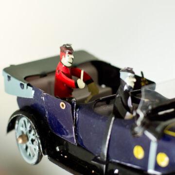 Cabriolett Coupe - Paya hasonmás