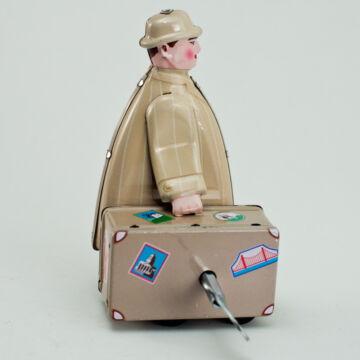 Utas bőrönddel  német hasonmás lemezjáték
