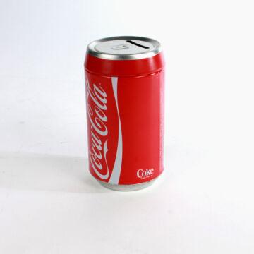 Coca Cola konzerv persely