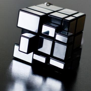 Rubik Miror  tükrös kocka