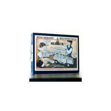 """MERKUR Classic"""" - alap fémépítő szett"""""""