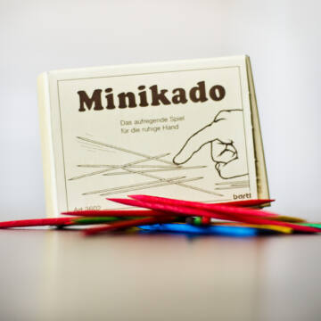 Minikado    mini marokkó  gyufásdoboz játék