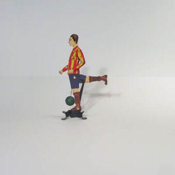 Futbalista    eredeti Paya gyártmány 1924es modell