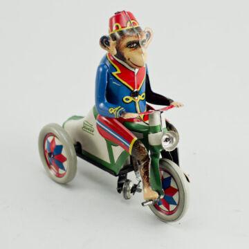 Majom triciklin - eredeti Paya lemezjáték - 1940-es modell