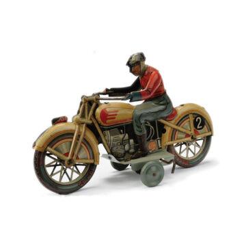 NAGY MOTOROS - eredeti Paya lemezjáték 1933-as modell