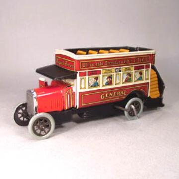 Omnibus  lemezjáték 1936 - eredeti Paya gyártmány 25 cm
