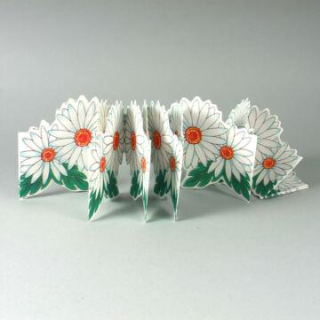 GIRLAND KIHUZHATO-virágos