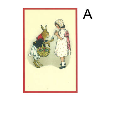 Húsvéti levelezőlapok  13 féle
