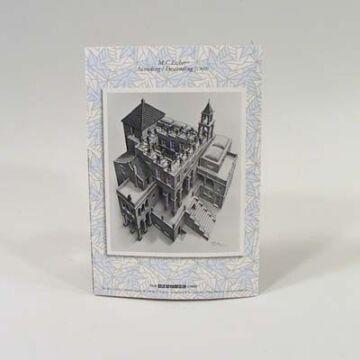 Escher Castle - 3D card