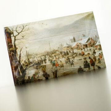 Bruegel - több féle - sztereóképeslap