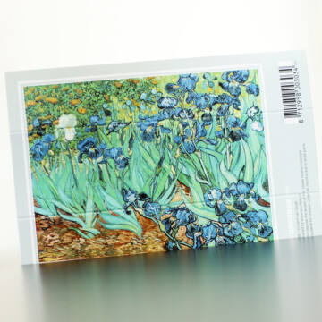 Van Gogh - sztereóképeslap (5féle)