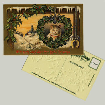 Karácsonyi üdvözlet állatbarátoknak -macsek