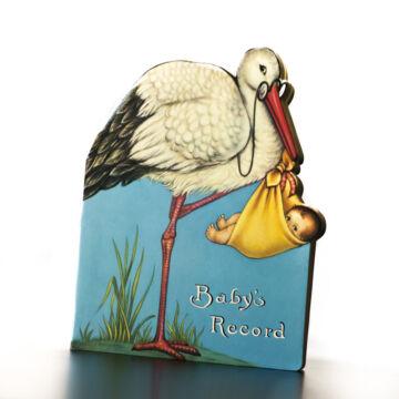 Gólyás - angol baba napló