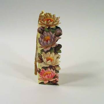 Water Lillies bookmark