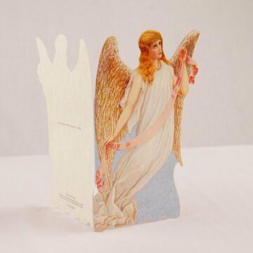 Angyal képeslap borítékkal