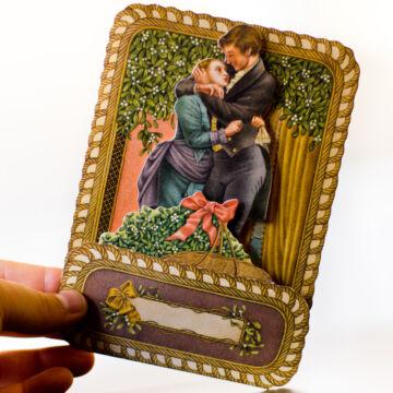 Embrace - 3D card