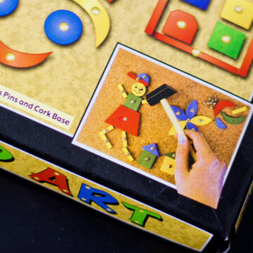 Szegecselő társasjáték és puzzle  - ismét kapható!