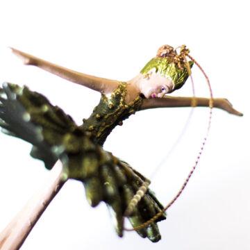 Balerina - függeszthető dekor- karácsonyfadísz