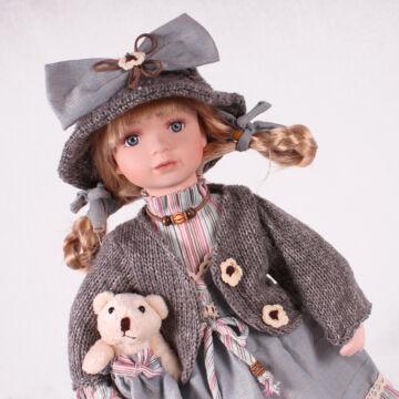 Olga - porcelánbaba 47 cm