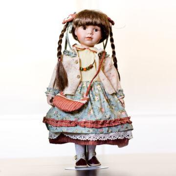 GABRIELLA  porcelánbaba  45cm