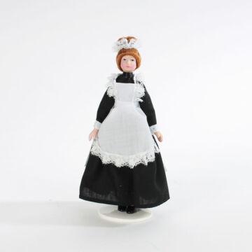 SZOBALÁNY - porcelánbaba  babaszobához