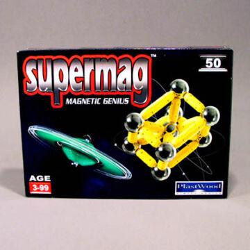 SUPERMAG 50 mágneses építőjáték