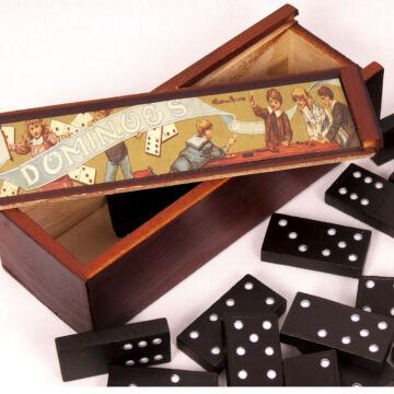 Vintage Domino game 28pcs