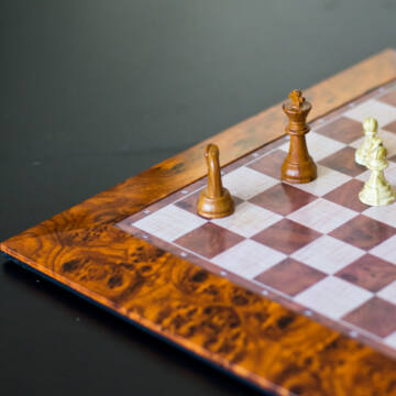 Magnetic chess 20 x 20 cm