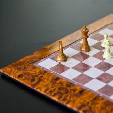 Mágneses sakk 20 x 20 cm