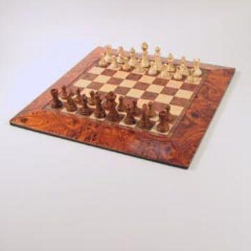 Mágneses sakk - táblaméret 32 x 32 cm