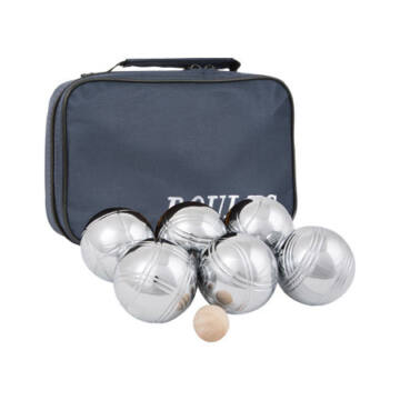 Petanque French ball game